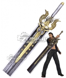 Final Fantasy XV Gladiolus Amicitia Sword Cosplay Weapon Prop