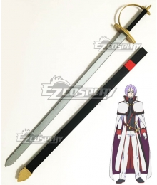 Re: Life In A Different World From Zero Julius Euclius Joshua Juukulius Sword Cosplay Weapon Prop