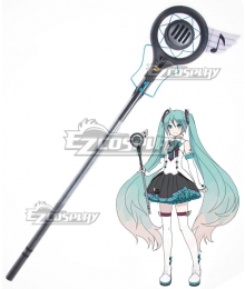 Vocaloid Hatsune Miku Magical Mirai 2017 Cosplay Weapon Prop