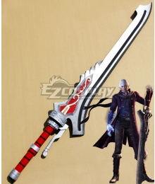 Devil May Cry Nero Red Queen Sword Cosplay Weapon Prop
