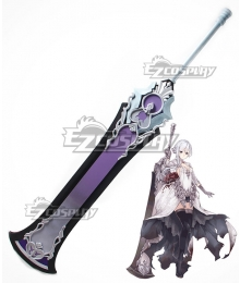 SINoALICE Snow White Breaker Sword Cosplay Weapon Prop - A Edition