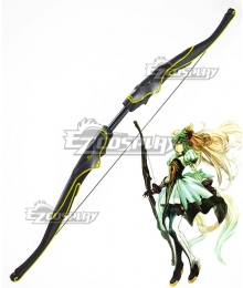 Fate Apocrypha Archer of Red Atalanta Chaste Huntress Bow Cosplay Weapon Prop