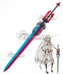 Fate Grand Order Saber Artilla Sword Cosplay Weapon Prop