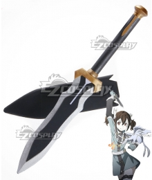Sword Art Online Ordinal Scale Keiko Ayano Silica Shirika Movie Dagger Cosplay Weapon Prop