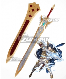 Fire Emblem Heroes Alfonse Sword Scabbard Cosplay Weapon Prop