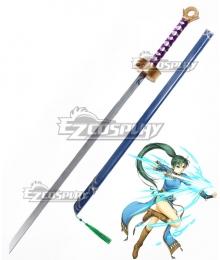 Fire Emblem Heroes Lyn Sword Scabbard Cosplay Weapon Prop