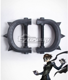 Persona 5 Queen Makoto Niijima Two Tekko Cosplay Weapon Prop