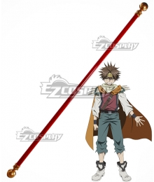 Saiyuki Reload Blast Son Goku Stick Cosplay Weapon Prop
