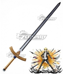 Fate Grand Order Fate Stay Night Archer Gilgamesh Gram Sword Cosplay Weapon Prop