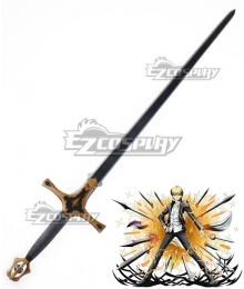 Fate Grand Order Fate Stay Night Archer Gilgamesh Durandal Sword Cosplay Weapon Prop