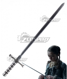 Game of Thrones Arya Stark Needle Sword Cosplay Weapon Prop