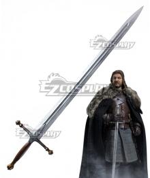 Game of Thrones Eddard Stark Sword 120cm Cosplay Weapon Prop