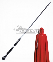 Star Wars Red Royal Guard Staves Cosplay Weapon Prop