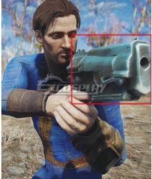 Fallout 4 Sole Survivor Vault 111 Gun Cosplay Weapon Prop