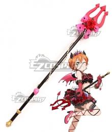 Love Live! Lovelive! Honoka Kousaka Yazawa Nico Nishikino Maki Toujou Nozomi Halloween Little Devil Ver. Trident Cosplay Weapon Prop