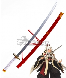 Fate Grand Order Fate Apocrypha Amakusa Shirou Tokisada Shirou Kotomine Sword Scabbard A Cosplay Weapon Prop