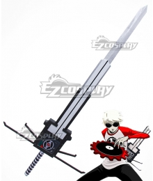 Homestuck Dave Strider Sword Cosplay Weapon Prop