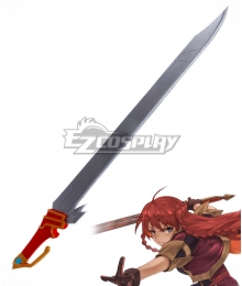 Re: Creators Selejia Yupitiria Sword Cosplay Weapon Prop