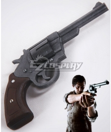The Evil Within Sebastian Castellanos Gun Cosplay Weapon Prop