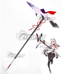 Closers Online Levia Staves Cosplay Weapon Prop