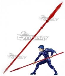 Fate Grand Order Lancer Cu Chulainn Gae Bolg Spear C Cosplay Weapon Prop