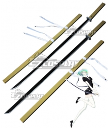 Land of the Lustrous Houseki no Kuni Bort Diamond Sword Cosplay Weapon Prop