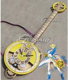 Show By Rock Shuzo Guitar Cosplay Weapon Prop