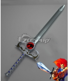 Thundercats Thundera Sword Cosplay Weapon Prop Cosplay Weapon Prop -New Edition
