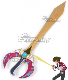 Tales of Hearts R Kor Meteor Sword Cosplay Weapon Prop