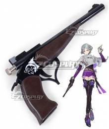 Girls' Frontline Thompson Center Contender Gun Cosplay Weapon Prop