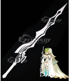 Fate Extra CCC Nero Claudius Caesar Augustus Germanicus Bride Saber Aestus Estus Sword Cosplay Weapon Prop