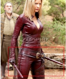 Sword of Truth Mord-Sith Sticks Cosplay Weapon Prop