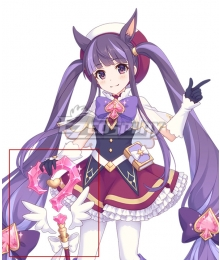 Princess Connect! Re:Dive Magic Kasumi Kirihara Stave Cosplay Weapon Prop