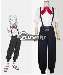 Death Billiards Nona Bartender suits Cosplay Costume