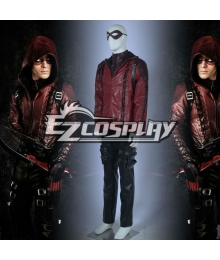 DC Comics Green Arrow Season 3 Roy Harper Red Cosplay Costumes