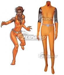DC COMICS Superhero the Lady Fox Vixen Cosplay Costume