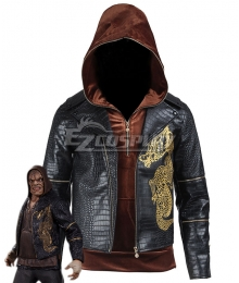 DC Batman Suicide Squad Task Force X Killer Croc Waylon Jones 2016 Movie Cosplay Costume