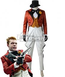 DC Gotham Joker Jerome Valeska Cosplay Costume