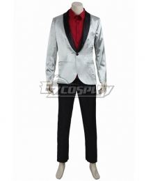 DC Suicide Squad Joker Cosplay Costume