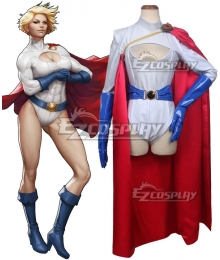 DC Comics Power Girl New Cosplay Costume