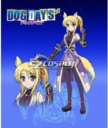 DOG DAYS'' Yukikaze Panettone Cosplay Costume