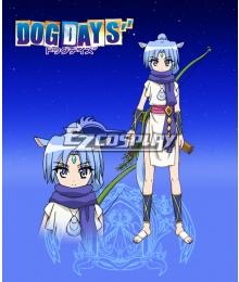 DOG DAYS'' Sharu Cosplay Costume