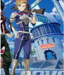 Edens Zero Homura Kougetsu Blue Cosplay Wig