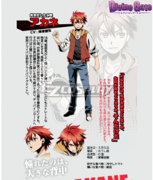 Divine Gate Akane Cosplay Costume