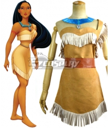 Disney Pocahontas Pocahontas Cosplay Costume