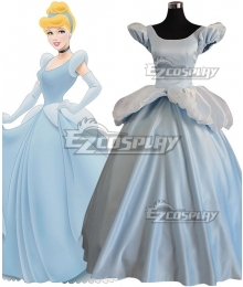 Disney Princess Cinderella Cosplay Costume