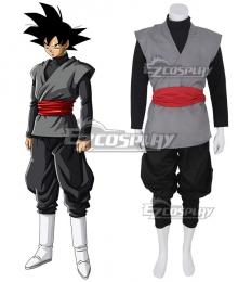Dragon Ball Super Goku Black Cosplay Costume