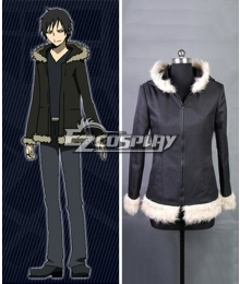 DuRaRaRa!! Orihara Izaya Gray Cosplay Costume - Only Coat