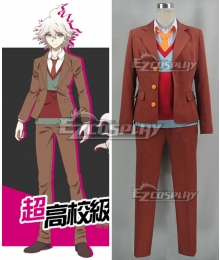 Danganronpa 3 Dangan Ronpa The End of Hope's Peak High School Despair Arc Nagito Komaeda Cosplay Costume