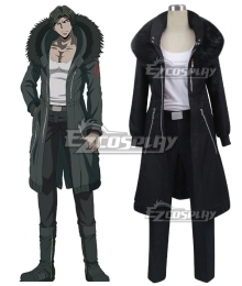 Danganronpa 3 The End of Hope's Peak High School Future Arc Juzo Sakakura Cosplay Costume